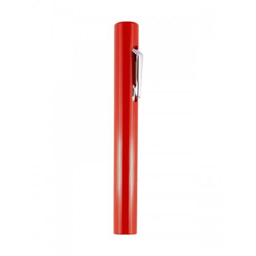 Penlight/Pupillampje Wegwerp Rood