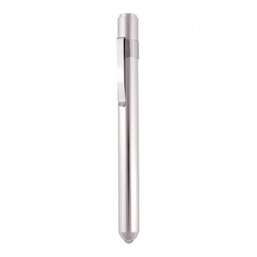 Penlight/Pupillampje LED Zilver