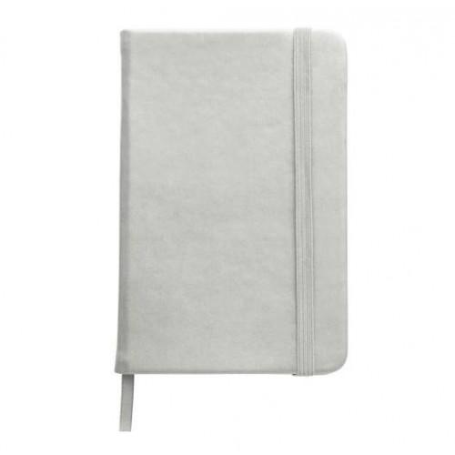 Notitieboek A6 Zilver