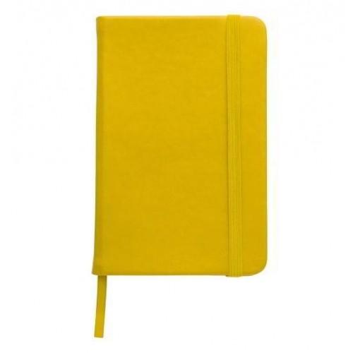 Notitieboek A6 Geel
