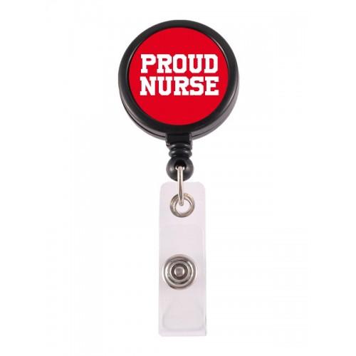 Badge / ID Jojo Proud Nurse