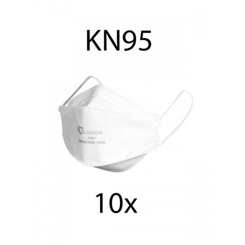 Mondmasker type KN95 10stuks